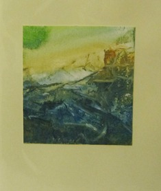 abstract greetings cards