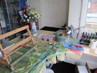My Painting Table